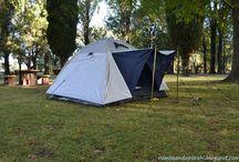 Guía de campings del norte de la provincia de Buenos Aires, Argentina / Estas fotos corresponden a diferentes campings, lugares bellos donde ir a acampar con amigos y familia y vivir una experiencia hermosa al aire libre!!! http://goo.gl/TJ5DM2