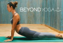Beyond Yoga / A yoga-inspired collection of workout and lifestyle clothes, Beyond Yoga is ideal for modern living, from carpool to class, and lounging to lunch. Beyond Yoga means comfort, support and style and believes that confidence is not a size, but a state of mind. Designed for a real woman's body, available in sizes XXS to XXL, it fits a variety of body types, shapes and sizes, from petite to curvy. Made with love in the U.S.A.