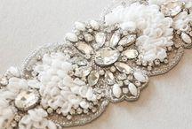 bridal belt n sashee