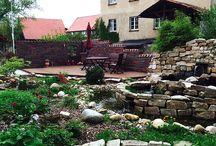 Garteninspirationen / Gärten sind für mich ein Ort der Entspannung - hier teile ich Gartenbilder, die mir gefallen.
