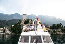 Malcesine for romantic Lake Garda weddings / Malcesine is a perfect location for romantic Lake Garda weddings.Check it out.