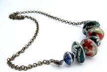 Jewelry - tin/ bottlecaps / by Chris McKinney