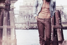 What your boyfriend should wear! / Collection of male models and male fashion