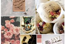 My Moodboards For S&T