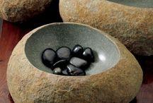 DECORAR CON PIEDRAS / Ideas para decorar piedras