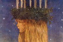John Bauer Fairy Tales, Swedish Artist