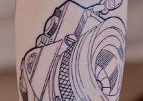 Tatuajes de cámara