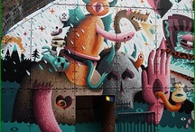 Street Art / by Rodrigo Freire