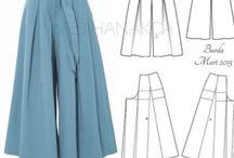 sití oblečení