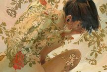 Paintings / by Katherine Lee