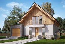 Małe domy tradycyjne / http://lk-projekt.pl/domy_tradycyjne-katalog-109,0.html