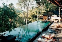 Infinity Pools / Beautiful infinity pools
