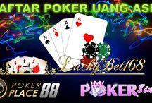 DAFTAR ASIA POKER / Daftarkan diri anda bersama Agen Luckybet168 untuk bermain permainan poker online : http://www.daftarasiapkr77.com/