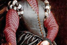 Doublet style Italian garb