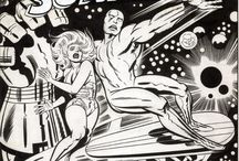 ◇Superheros◇ Silver Surfer