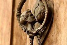 Antik (Fenster, Türen etc.)