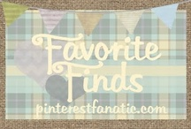 ::: Favorite Finds {Pinterest Fanatic} :::