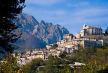 Abruzzo Italy / Travels and adventures in the most beautiful part of Italy on the Adriatic Sea with mountains and medieval towns...