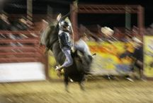 WCF Pro Rodeo / Annual Pro Rodeo at the Washington County Fair, New York.  A PRCA sanctioned event.