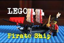 LEGO Ships & Boats