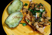 Mushroom Recipes - NothingIsCooking