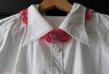 Kołnierzyki szydełkowe / Crochet collars