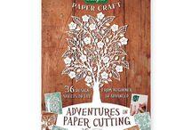 Paper cut stuff