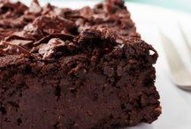 Simple homemade brownies