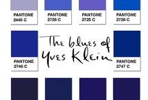 The Works of Yves Klein