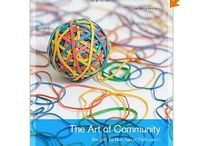 Mijn boekenkast / Aanraders! Boeken over werken in verbinding (online leren, sociaal leren, leren in het werk) die mij inspireren.