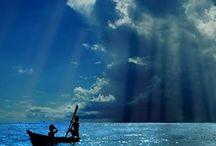 Heaven and God / God and Heaven