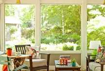 Screened In Porch / by Bonnie Chretien