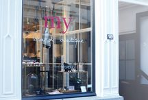 My Jewellery Brand Boutique / Behind the scenes in our first My Jewellery store.