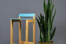 Bancos -sillas- pisos