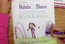 First Week of School / by Brittani Morales