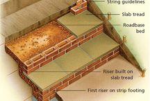 building steps
