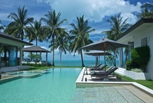 Koh Samui Villas / A selection of some of the luxury villas for rent in Koh Samui