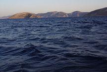 Sailing in Panteli Bay / Juli 2014