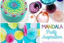 Inspiración | Party Inspiration BOARDS