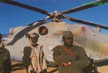 El helicóptero en la guerra de los Toyotas (16 Dic 1986 - 11 Set 1987)