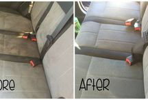Cleaning tips for car seats