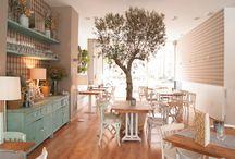 Cafe interior(calida)