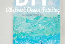 Cool painting / Ocean paitings