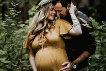 Outfit Inspo (Maternity Photoshoot)