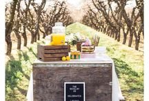 Del Monte Peach Orchard Pop Up Dinner Party