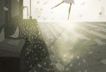 Illustration / by Vicky Τσαμπος