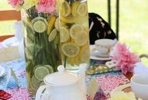 Sam's tea party