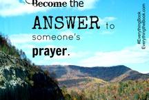 Breath, Faith, Prayer