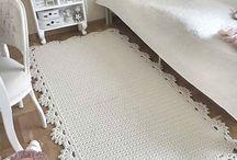 fantastic crochet rugs