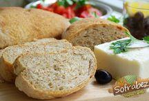 Ekmek Tarifleri / Ekmek tarifleri, ev yapımı ekmek, evde ekmek nasıl yapılır, evde kepekli ekmek, evde ekmek nasıl hazırlanır